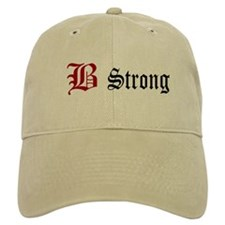 B Strong Baseball Cap