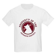 Japanese Bobtail Kids T-Shirt