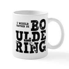 'Bouldering' Mug