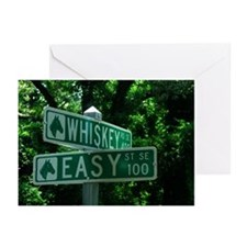 Easy Whiskey Greeting Cards (Pk of 10)