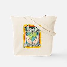 Vegan for a Reason Tote Bag