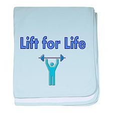 Lift for Life baby blanket