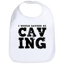 'Rather Be Caving' Bib