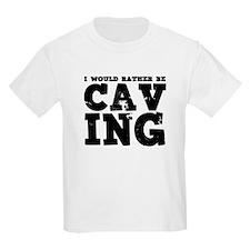 'Rather Be Caving' T-Shirt