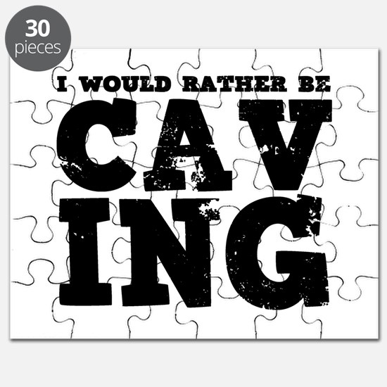 'Rather Be Caving' Puzzle