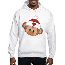monkey girl Hoodie