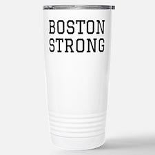 Boston Strong Travel Mug
