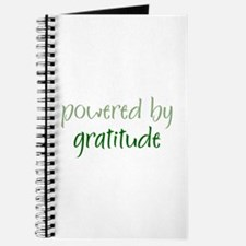 Powered By gratitude Journal