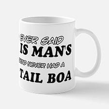 Red Tail Boa designs Mug