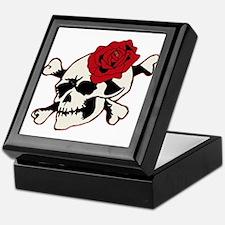 Rosey Keepsake Box