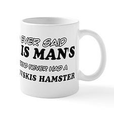 Roborovskis Hamster designs Mug