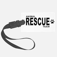 Animal Rescue Team Luggage Tag