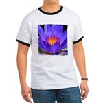 Purple Lily Ringer T
