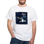 White Koi White T-Shirt