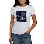 White Koi Women's T-Shirt