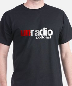 Unradio Podcast Logo T-Shirt