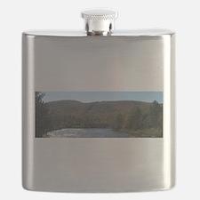 Hudson River Flask
