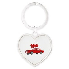 1966 Mustang Keychains