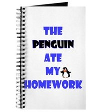 Homework Excuse Journal