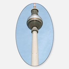 TV Tower Berlin Decal