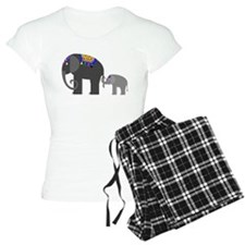 Indian Elephant Pajamas