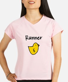 Runnerchick Peformance Dry T-Shirt