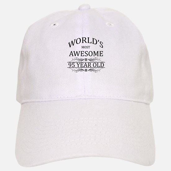 World's Most Awesome 95 Year Old Hat