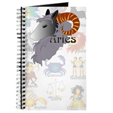 Whimsical Aries Journal