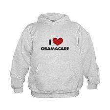I love Obamacare Hoodie