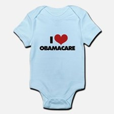 I love Obamacare Body Suit