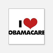 I love Obamacare Sticker