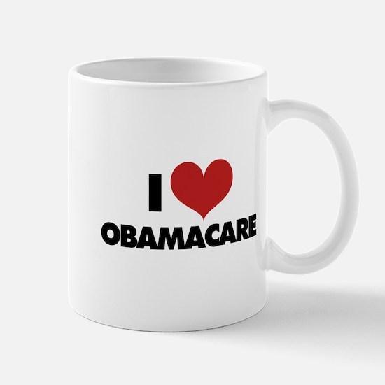 I love Obamacare Mug