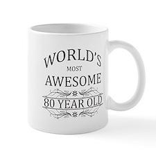 World's Most Awesome 80 Year Old Mug