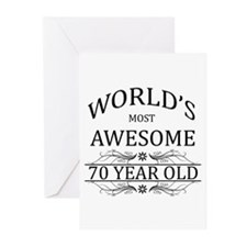 World's Most Awesome 70 Year Old Greeting Cards (P