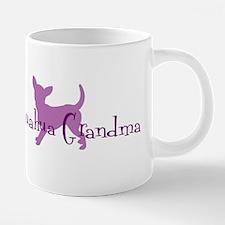 Chihuahua Grandma Mugs