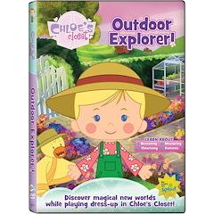 Chloe's Closet - Outdoor Explorer DVD