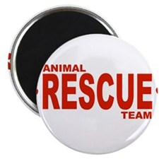 Animal Rescue Team Red Magnet