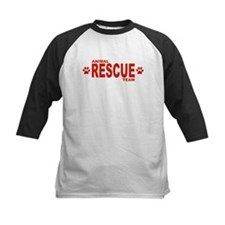 Animal Rescue Team Red Baseball Jersey