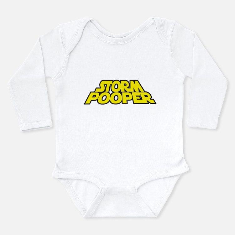 Storm Pooper Body Suit