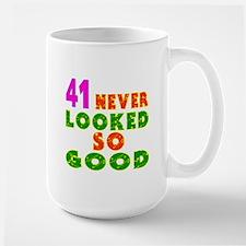 41 Birthday Designs Mug