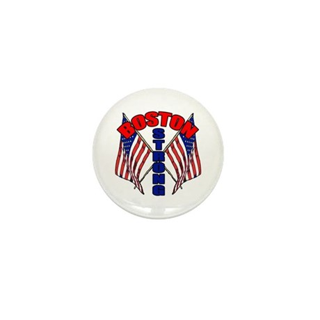 Boston Strong Mini Button (10 pack)