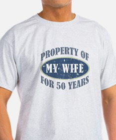 Funny 50th Anniversary T-Shirt