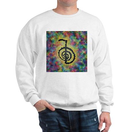 Cho Ku Rei Stained Glass Sweatshirt
