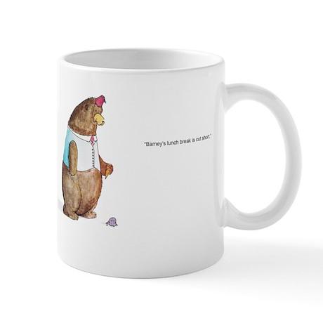 Barney the Bear Mug