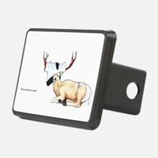 Daryl the Deer Hitch Cover