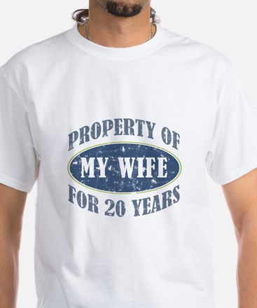 Funny 20th Anniversary Shirt