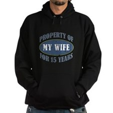 Funny 15th Anniversary Hoodie