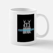 Cheerleading Pyramid Mug