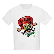 Chest'stache Kid Nacho Mustacho Light T-Shirt