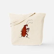 Nuclear button roach Tote Bag